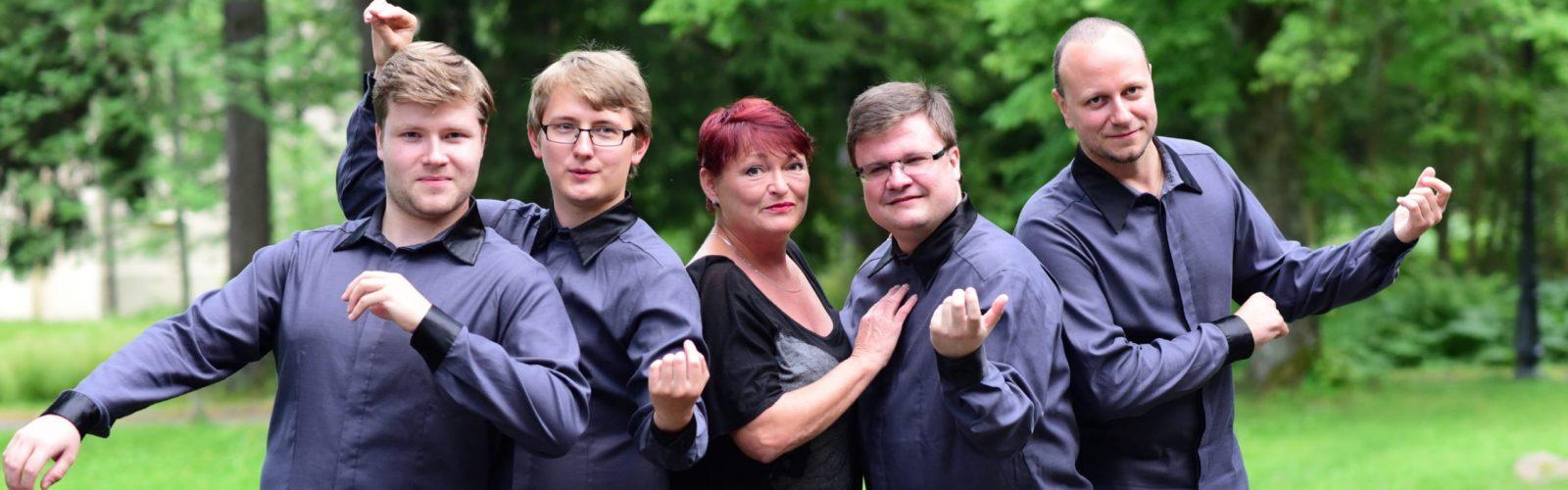 Doležalovo kvarteto a Valérie Zawadská